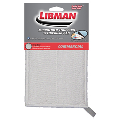 LIB1012 - LibmanMicrofiber Stripping & Finishing Pad