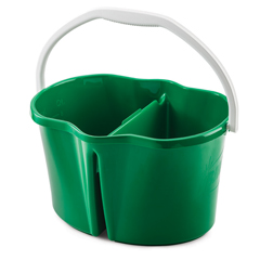 LIB2113 - Libman4 Gallon Clean & Rinse Bucket