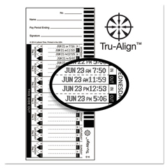 LTH16100 - Lathem® Time Time Cards