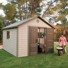 LTMBMS1121 - Lifetime ProductsSentinel 11 x 21 Shed