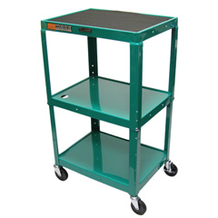 LUXAVJ42-GN - LuxorDuraweld Adjustable Height Table