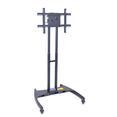 LUXFP2000 - LuxorFP2000 Series Adjustable Flat Panel Cart