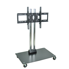 LUXWPSMS44CH-4 - LuxorMobile Flat Panel Display Stand