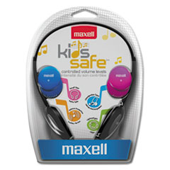 MAX190338 - Maxell® Kids Safe™ Headphones