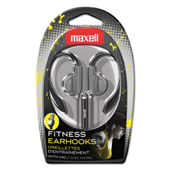 MAX199635 - Maxell® & EH-131 Earhooks with Microphone