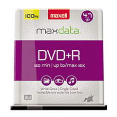 MAX639016 - Maxell® DVD+R High-Speed Recordable Disc
