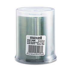 MAX648710 - Maxell® CD-R Printable Recordable Disc