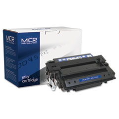 MCR51XM - MICR Print Solutions Compatible with Q7551XM High-Yield MICR Toner, 13,000 Page-Yield, Black