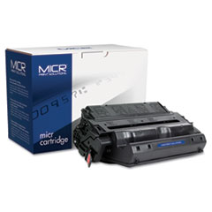 MCR82XM - MICR Print Solutions Compatible with C4182XM High-Yield MICR Toner, 20,000 Page-Yield, Black