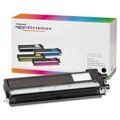 MDA39855 - Media Sciences 39855 Compatible, Remanufactured, TN210BK, Toner, 2200 Page-Yield, Black