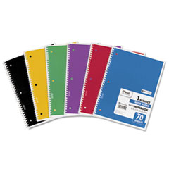 MEA05510 - Mead® Spiral® Bound Notebooks