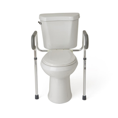 MEDG30300 - GuardianToilet Safety Rails