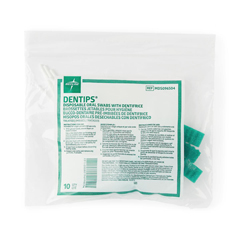 MEDMDS096504 - MedlineDenTips Oral Swabsticks
