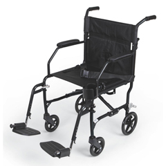 MEDMDS808200SLKR - MedlineFreedom Transport Chairs