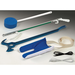 MEDMDSD1411 - MedlineHip Kit with Metal Reacher