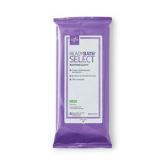 MEDMSC095106 - MedlineReadyBath® SELECT Medium Weight Cleansing Washcloths