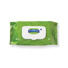 MEDMSC263654 - MedlineAloetouch Personal Cleansing Wipes