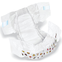 MEDMSC266043 - MedlineDryTime Disposable Baby Diapers
