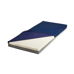 MEDMSCADV0376F - MedlineAdvantage 300 Therapeutic Homecare Foam Mattress, Fire Barrier