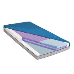 MEDMSCADVPE4280F - MedlineAdvantage Select PE Mattress, Fire Barrier