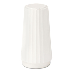 MKL15048 - Diamond Crystal Classic White Disposable Salt Shakers