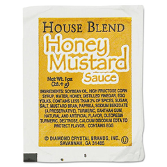 MKL76000 - Diamond Crystal House Blend® Rectangular Cup Dipping Sauces