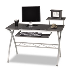 MLN972ANT - Mayline® Eastwinds™ Vision Computer Desk