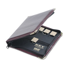 MMF201502417 - STEELMASTER® by MMF Industries™ Portable Zippered Key Case