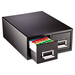 MMF263F4616DBLA - STEELMASTER® by MMF Industries™ Drawer Card Cabinet