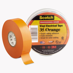 MMM10869 - 3M Scotch® 35 Vinyl Electrical Color Coding Tape