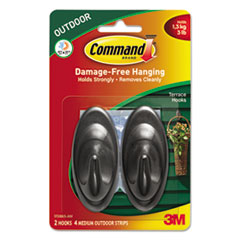 MMM17086SAW - Command™ All Weather Hooks and Strips