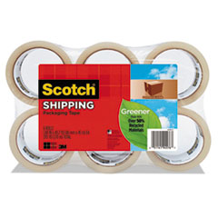 MMM3750G6 - Scotch® Greener Commercial Grade Packaging Tape