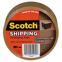 MMM3750T - Scotch® Commercial Grade Packaging Tape