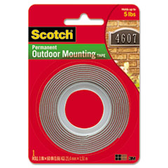 MMM4011 - Scotch® Interior/Exterior Mounting Tape