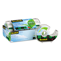 MMM6123 - Scotch® Magic™ Greener Tape in Refillable Dispenser