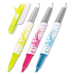 MMM691HLP3 - Post-it® Flag + Highlighter Flag Pen/Highlighter