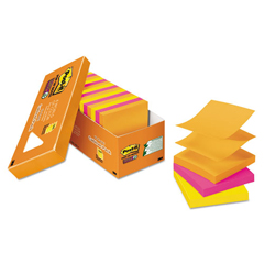 MMMR33018SSAUCP - Post-it® Pop-up Notes Super Sticky Pop-up 3 x 3 Note Refills