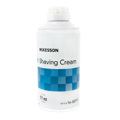 MON11611704 - McKessonShaving Cream 11 oz. Aerosol Can