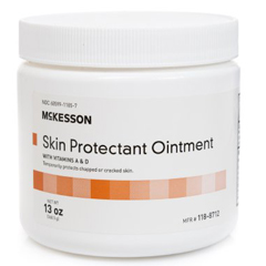 MON11881410 - McKessonSkin Protectant McKesson 13 oz. Jar Ointment, 12EA/CS
