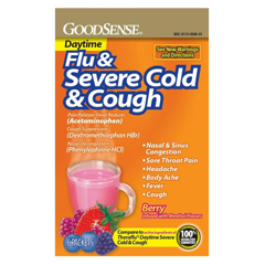 MON14392700 - Geiss, Destin & DunnCold Relief GoodSense Powder 6 per Box