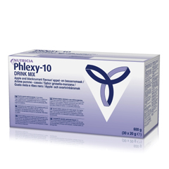 MON14672601 - NutriciaPKU Oral Supplement Phlexy-10 Apple / Black Currant 20 Gram Individual Packet Powder (11467)