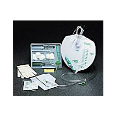 MON15061910 - Bard MedicalIndwelling Catheter Tray Bard Add-A-Foley Foley Without Catheter