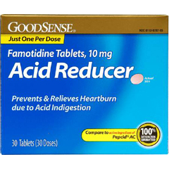 MON15132700 - Geiss, Destin & DunnAntacid GoodSense® 30 per Box Tablet