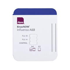 MON16022400 - AlereBinaxNOW® Influenza A&B Card