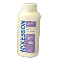 MON16151600 - McKessonBaby Powder, Cornstarch, Medi-Pak™ Performance 1-1/2 oz. Fresh, 24EA/CS