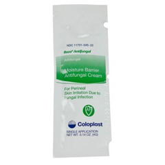 MON16221400 - ColoplastAntifungal Baza 2% Strength Cream 4 Gram Individual Packet