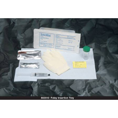 MON20801900 - Bard MedicalIndwelling Catheter Tray Bardia Foley Without Catheter