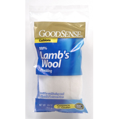 MON20923000 - Geiss, Destin & DunnLambs Wool Padding GoodSense 100% Lambs Wool