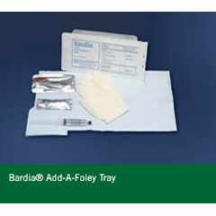 MON21301920 - Bard MedicalIndwelling Catheter Tray Bardia Foley Without Catheter