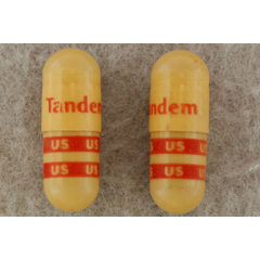 MON22212700 - US PharmaceuticalIron Supplement Tandem® Capsule 90 per Bottle